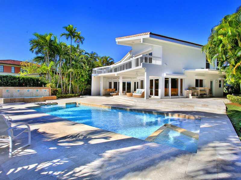 Купить дом в майами на берегу моря